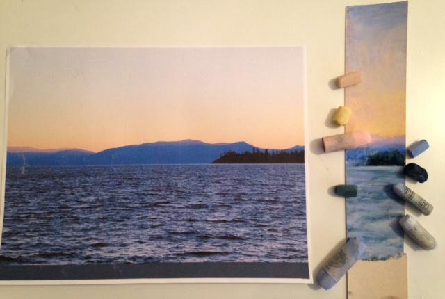 Lake Tahoe Test